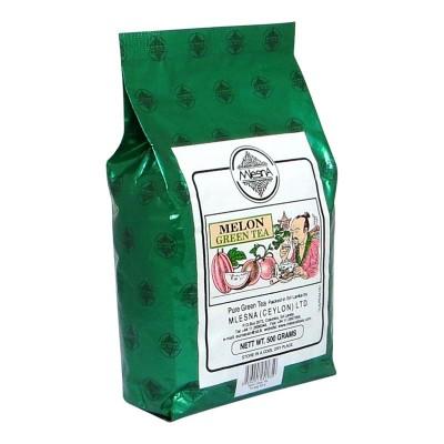 Mlesna Дыня зеленый чай 500г