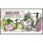 Mlesna Дыня зеленый чай 100г