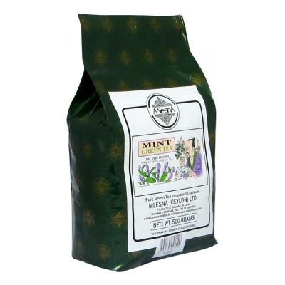 Mlesna Мята зеленый чай 500г