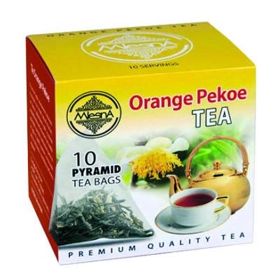 Mlesna Orange Pekoe черный чай 10шт