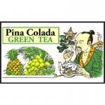 Mlesna Пина-Колада зеленый чай 100г