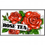 Mlesna Роза черный чай 500г