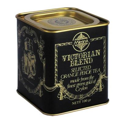 Mlesna Victorian Brew черный чай ж/б 100г