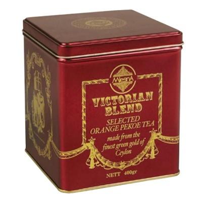 Mlesna Victorian Brew черный чай ж/б 400г