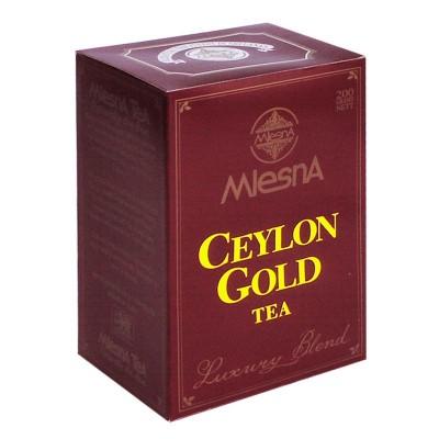 Mlesna Ceylon Gold черный чай 200г