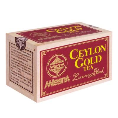 Mlesna Ceylon Gold черный чай д/к 100г
