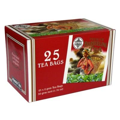 Mlesna Darjeeling черный чай 25шт