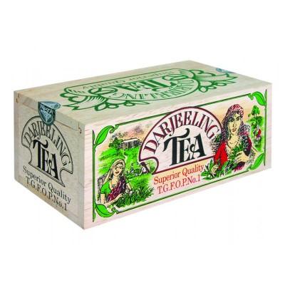 Mlesna Darjeeling черный чай д/к 200г