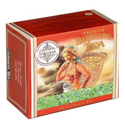 Mlesna Darjeeling черный чай 50шт фольга