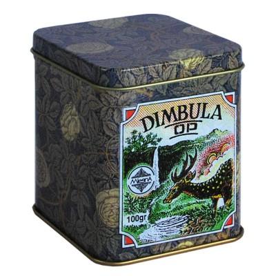 Mlesna Dimbula черный чай ж/б 100г