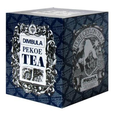 Mlesna Dimbula черный чай 200г