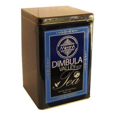 Mlesna Dimbula черный чай ж/б 500г