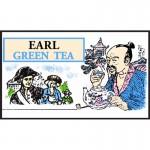 Mlesna Earl Grey зеленый чай д/к 100г