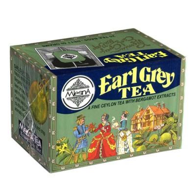 Mlesna Earl Grey черный чай 25шт