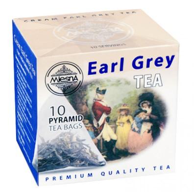 Mlesna Earl Grey черный чай 10шт