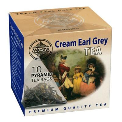 Mlesna Cream Earl Grey черный чай 10шт
