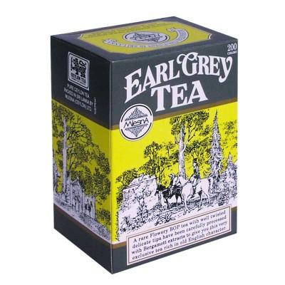 Mlesna Earl Grey черный чай 200г
