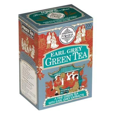 Mlesna Earl Grey зеленый чай 200г