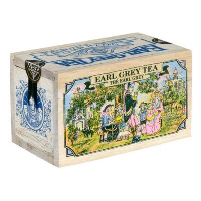 Mlesna Earl Grey черный чай д/к 100г