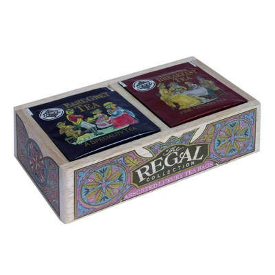 Mlesna Royal Collection черный чай 20шт