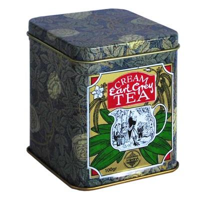 Mlesna Cream Earl Grey черный чай ж/б 100г