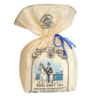 Mlesna Earl Grey черный чай в мешочке 500г