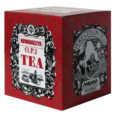 Mlesna Nuwara Eliya черный чай 200г