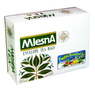 Mlesna English Breakfast черный чай 200шт