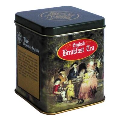 Mlesna English Breakfast черный чай ж/б 100г