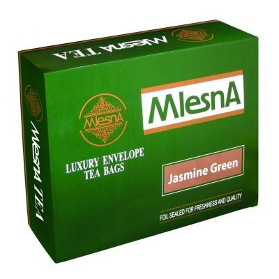 Mlesna Жасмин зеленый чай 200шт