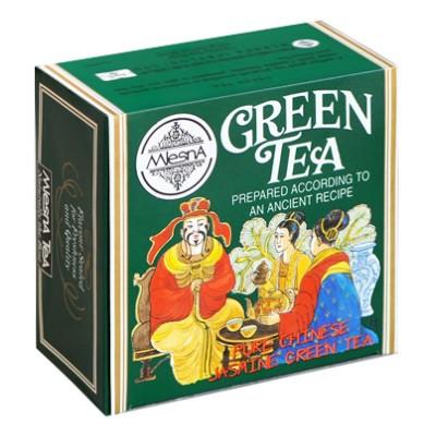 Mlesna Китайский с Жасмином зеленый чай 50шт