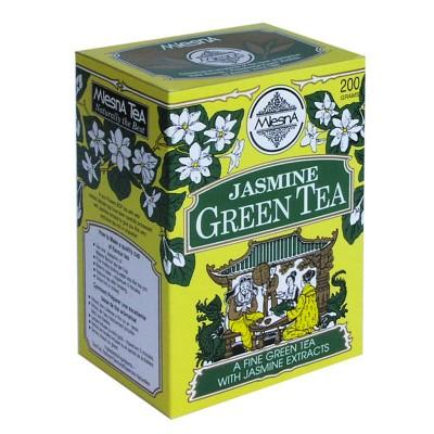 Mlesna Жасмин зеленый чай 200г