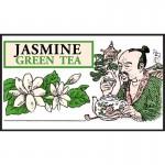 Mlesna Жасмин зеленый чай д/к 100г
