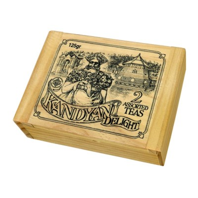 Mlesna Kandy Набор черный чай д/к 125г
