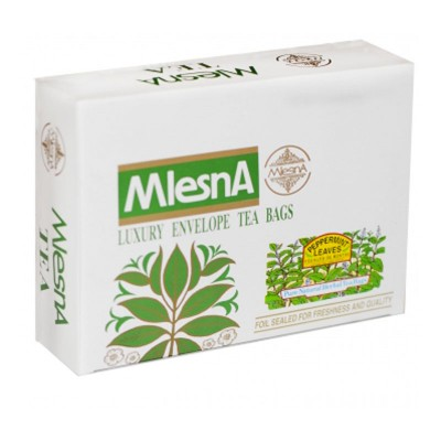Mlesna Перечная Мята Травяной чай 200шт