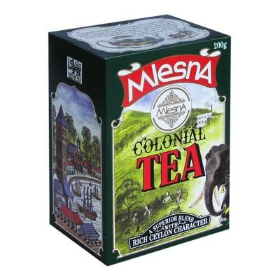 Mlesna Colonial черный чай 200г
