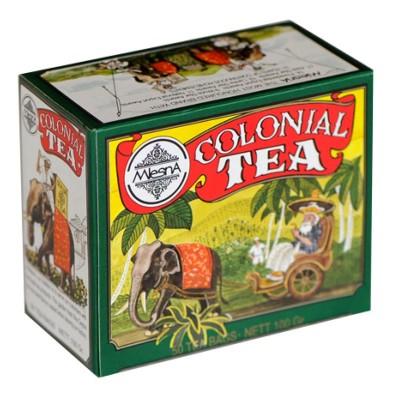 Mlesna Colonial черный чай 50шт