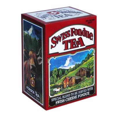 Mlesna Swiss Fondue черный чай 200г