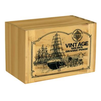 Mlesna Vintage Golden черный чай д/к 125г