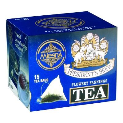 Mlesna President's Brew черный чай 15шт