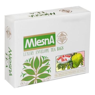 Mlesna Soursop черный чай 200шт