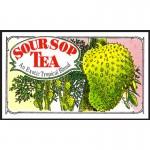 Mlesna Soursop черный чай 100г