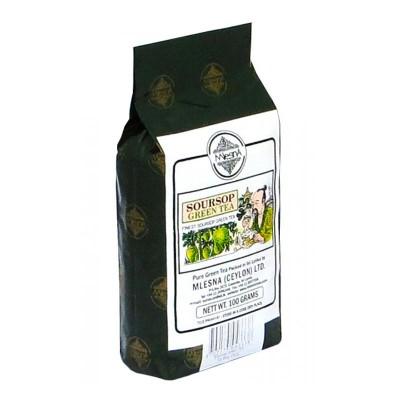 Mlesna Soursop зеленый чай 100г