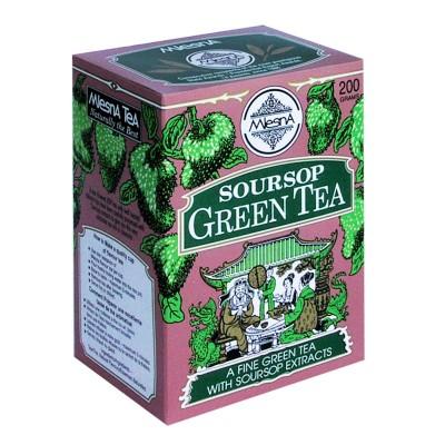 Mlesna Soursop зеленый чай 200г