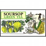 Mlesna Soursop зеленый чай 500г