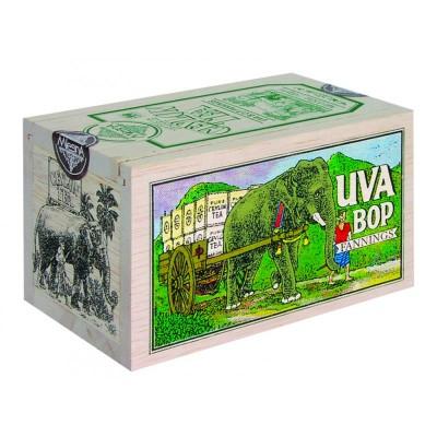 Mlesna Uva черный чай д/к 100г