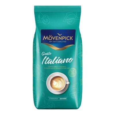 Movenpick Caffe Crema Gusto Italiano в зернах 1кг