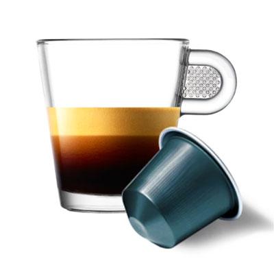 Nespresso Dharkan тубус 10 капсул