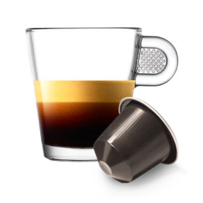 Nespresso Roma тубус 10 капсул