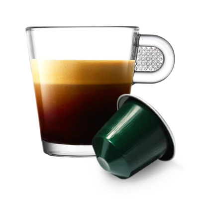 Nespresso Capriccio тубус 10 капсул